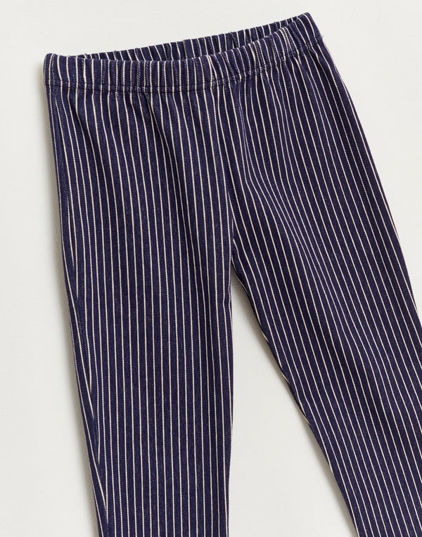 MINTA PINSTRIPE LEGGINGS - STRIPE A