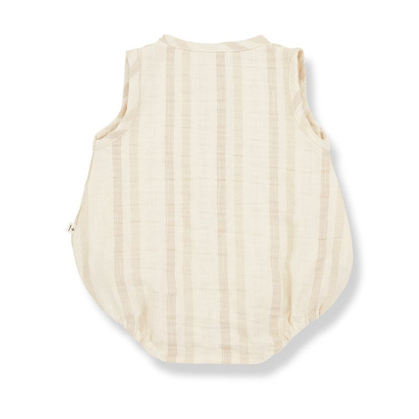 SIMON romper-natural