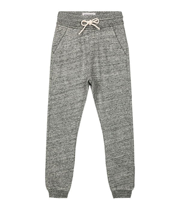 SPRINT Jogging Straight Pant - Heather Grey