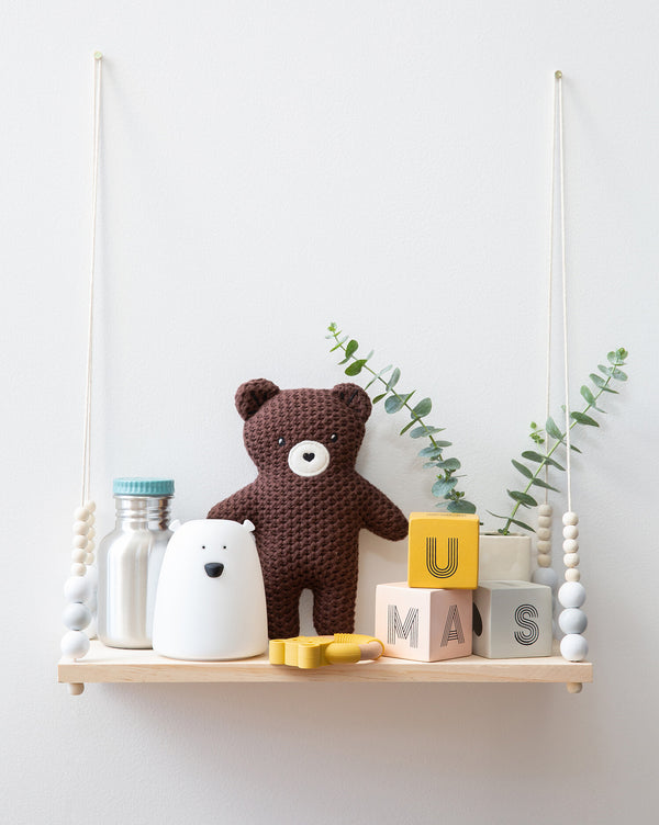 BERNARD The Bear Crochet Toy