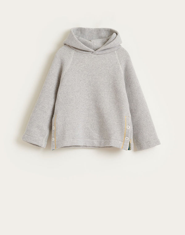 FIDI Hoodie - Heather GREY