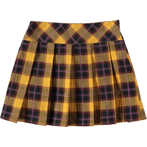 RUBY Woven Skirt - Yellow