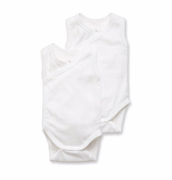 2 Pack of Sleeveless Bodysuits - 5442400