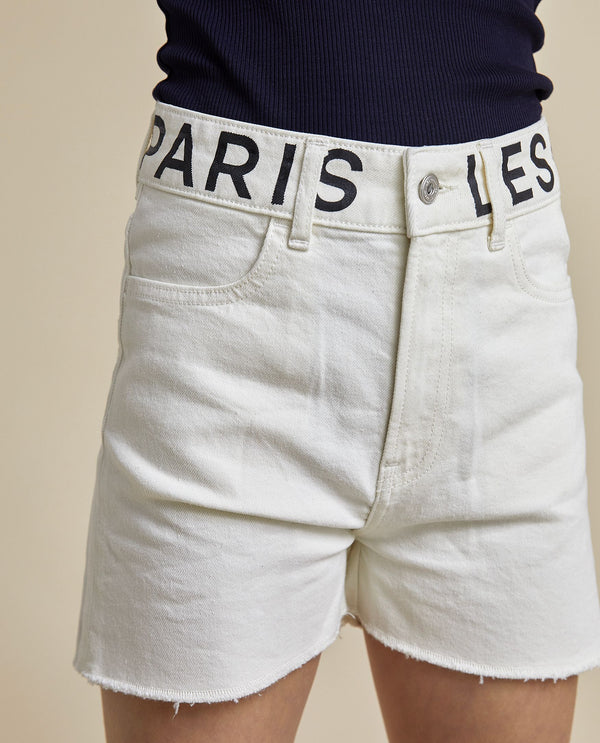 Katja Shorts - Off-White