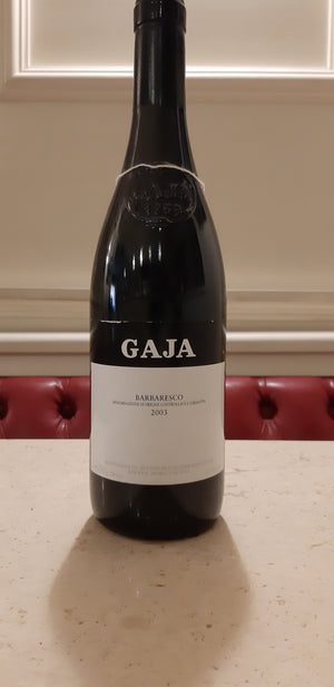 Gaja 2003 - Barbaresco DOCG