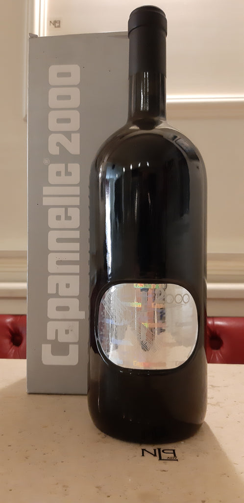Capannelle | 2000 | Limited Edition | Toscana IGT | Magnum 1.5 Lt