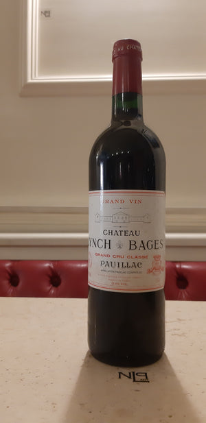 Chateau Lynch Bages Grand Crù Classè Pauillac 1998