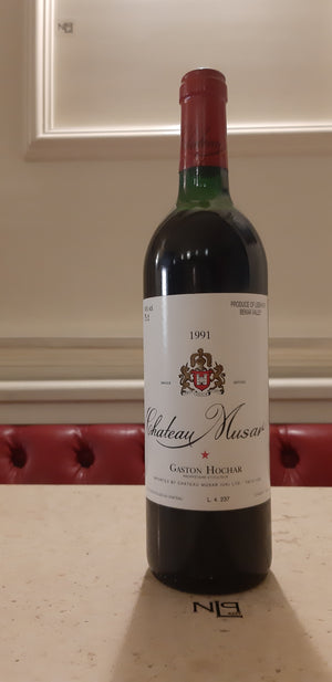 Château Musar Red 1991