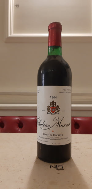 Château Musar Red 1964