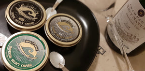 "Iran Darya "" Royal Select Caviar """