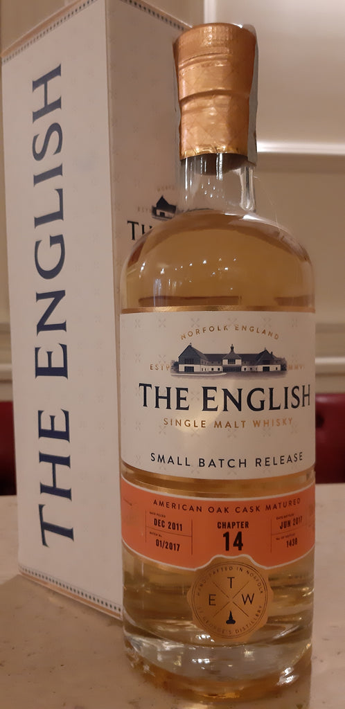 Chapter 14 | The English Whiskey Co