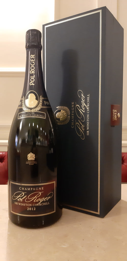 Champagne Sir Winston Churchill 2012 | MAGNUM | Pol Roger