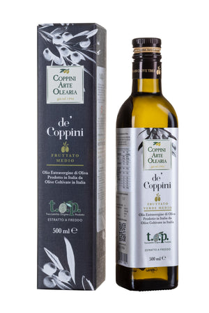"Olio Extravergine "" De Coppini "" Linea TOP"