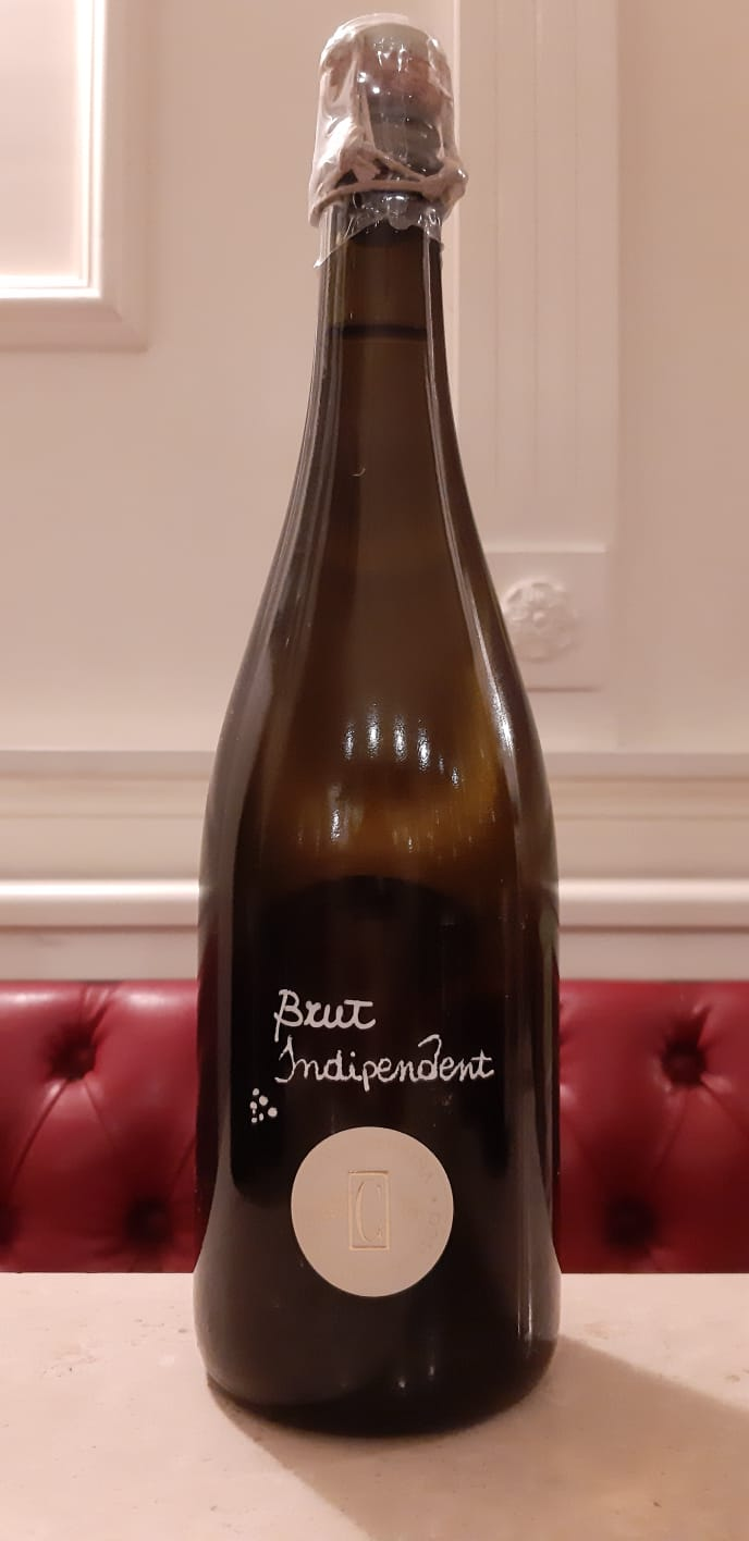 Spumante Brut 'Indipendent' 2007 | Casa Caterina