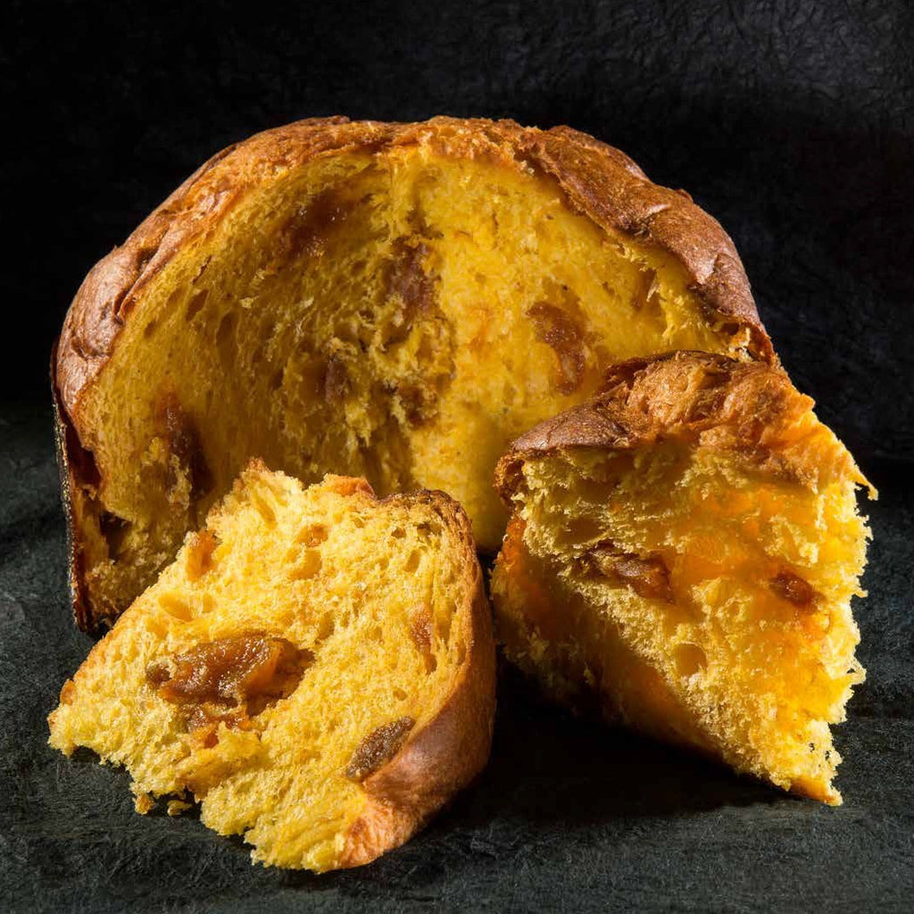 Panettone all' Albicocca