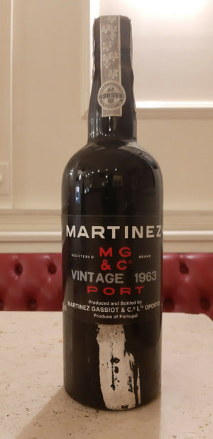 Vintage Port 1963 | Martinez