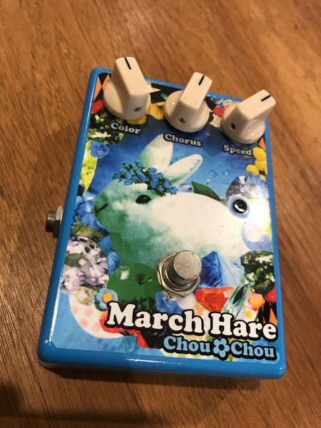 Chou Chou - March Hare - Analog Chorus MIJ