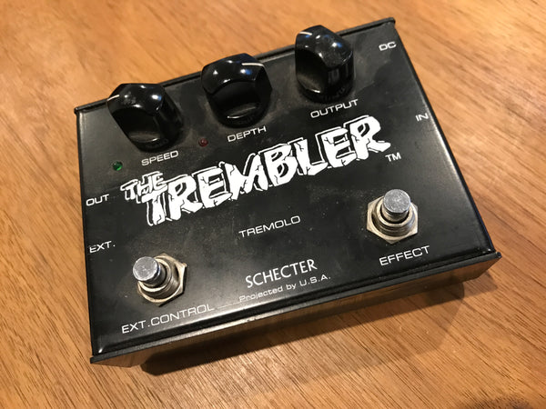 Schecter - The Trembler - Tremolo