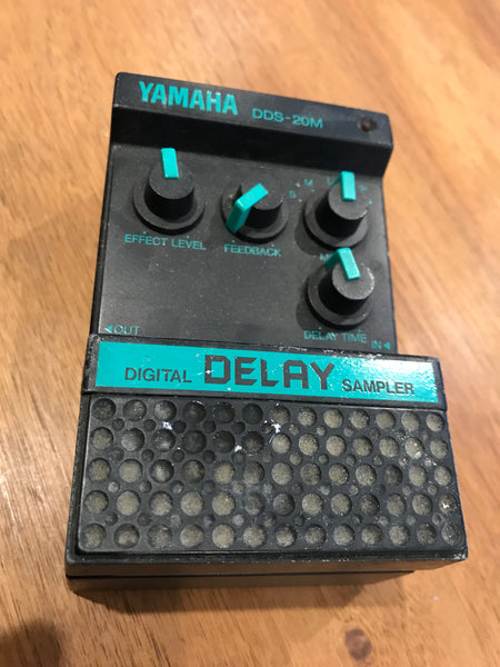 YAMAHA - DDS-20M - Digital Delay/Sampler MIJ