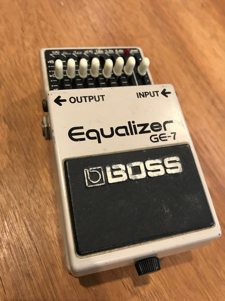 BOSS - GE-7 - Graphic Equalizer MIJ