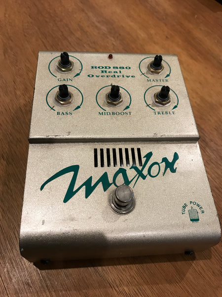 Maxon - ROD880 - Real Overdrive