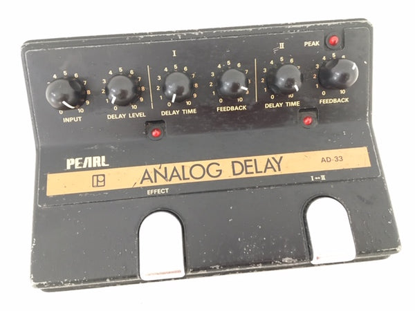 Pearl-AD-33-Analog Delay