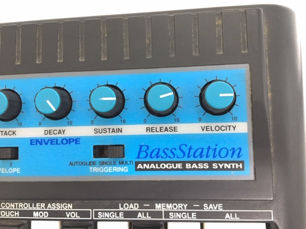 Novation-Bass Station-Mono Analog Synth