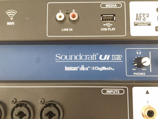 Soundcraft-Ui12