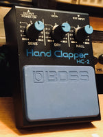 BOSS - HC-2 - Hand Clapper - Vintage Drum/Percussion - TR808 TR909