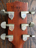 Morris - MV-701 -- Vintage 1980's Japan - Solid Spruce Top.