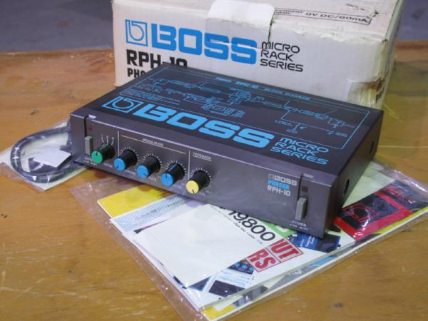 BOSS - RPH-10 - Phaser