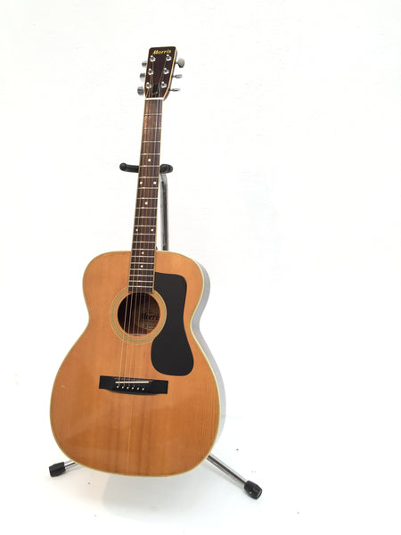 Morris - F-20 - Vintage Japan - Folk / 000 Size Acoustic - Serviced