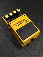 BOSS - OS-2 - Overdrive Distortion - Very versatile drive box.