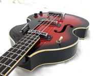 Teisco - FB-2 - Vintage 60's Japan - EKO 995 Style Violin Bass Copy - Matsumoku, Univox, Kingston, Crown, cLate