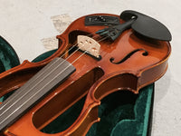 Hallstatt - Silent Violin - w/Case and bow
