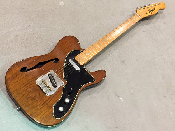 Greco - Telecaster Thinline TE400 - Early 70's