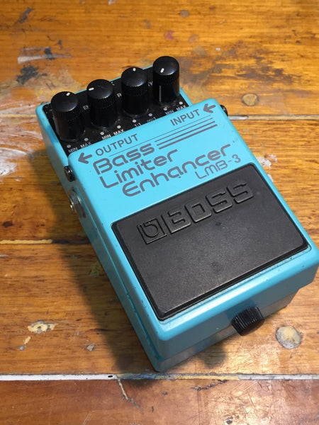 Boss - LMB-3 - Bass limiter / enhancer