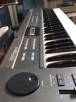 Roland - Alpha Juno 2 - 6 Voice Analog - 106 Killer!