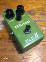 Maxon - D&S II - Original 70's MIJ - Version 1
