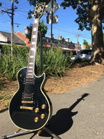 Greco  - Les Paul Custom - EGC68-60 Mint Collection - Vintage 1980's Japan