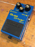 BOSS - BD-2 - Blues Driver - Overdrive - Distortion - Silver Label 2004