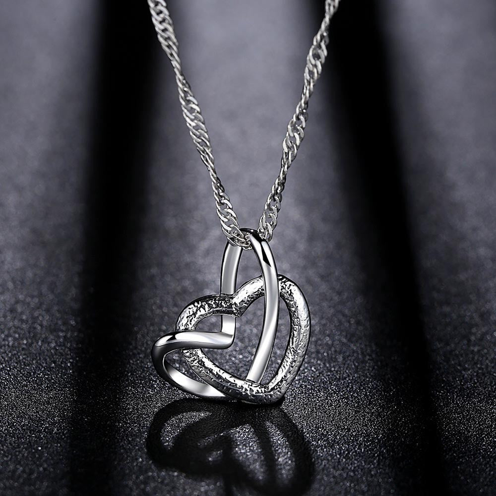 Heart Pendant Heart Shaped Necklace Pendant