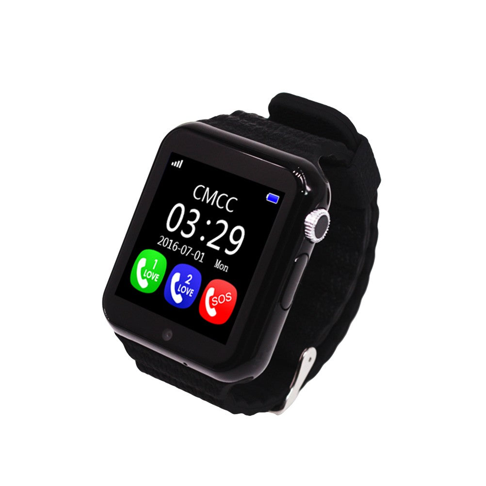 V7K GPS Bluetooth Smart Watch Safe Anti-Lost Monitor