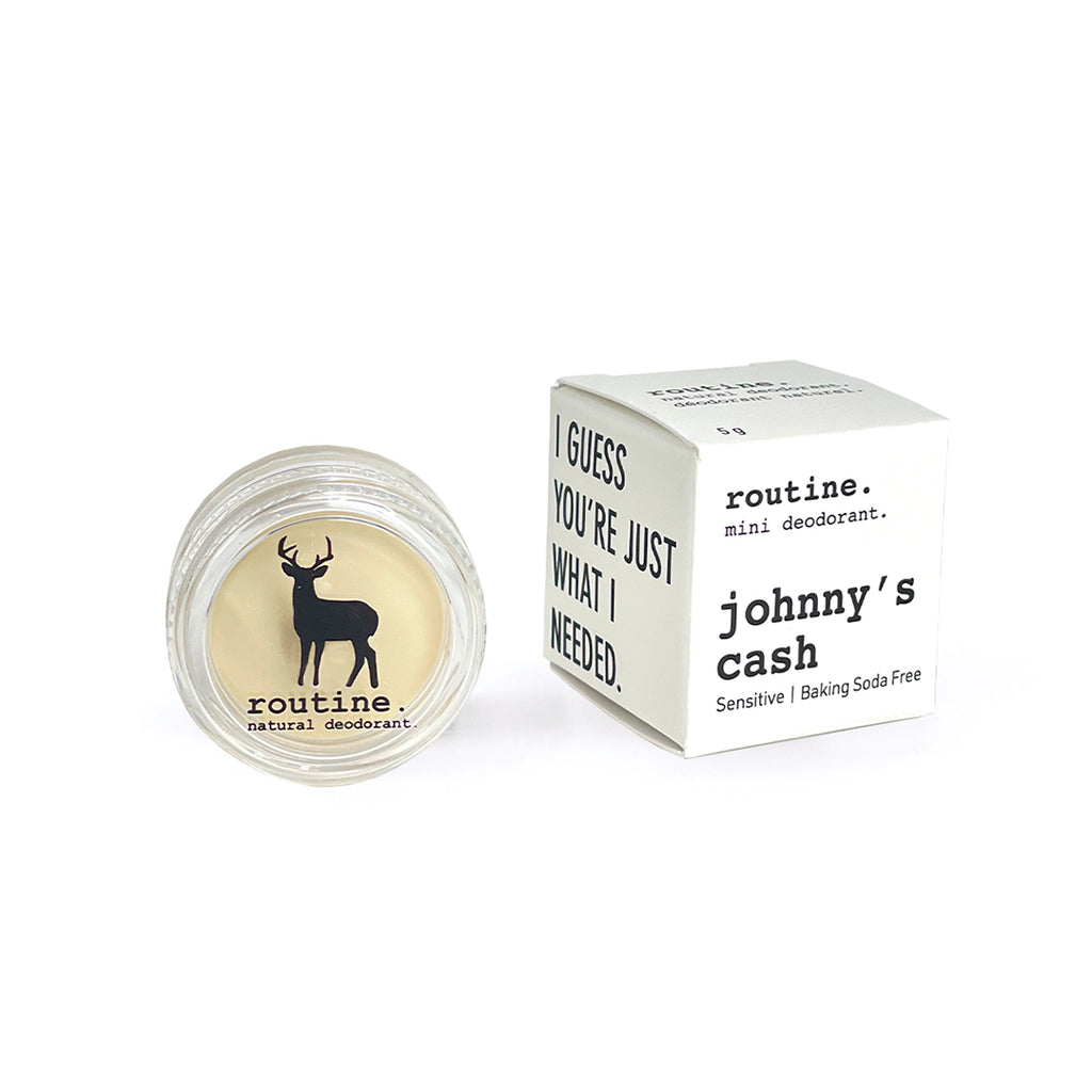 Baking Soda Free - Johnny's Cash - 5g mini