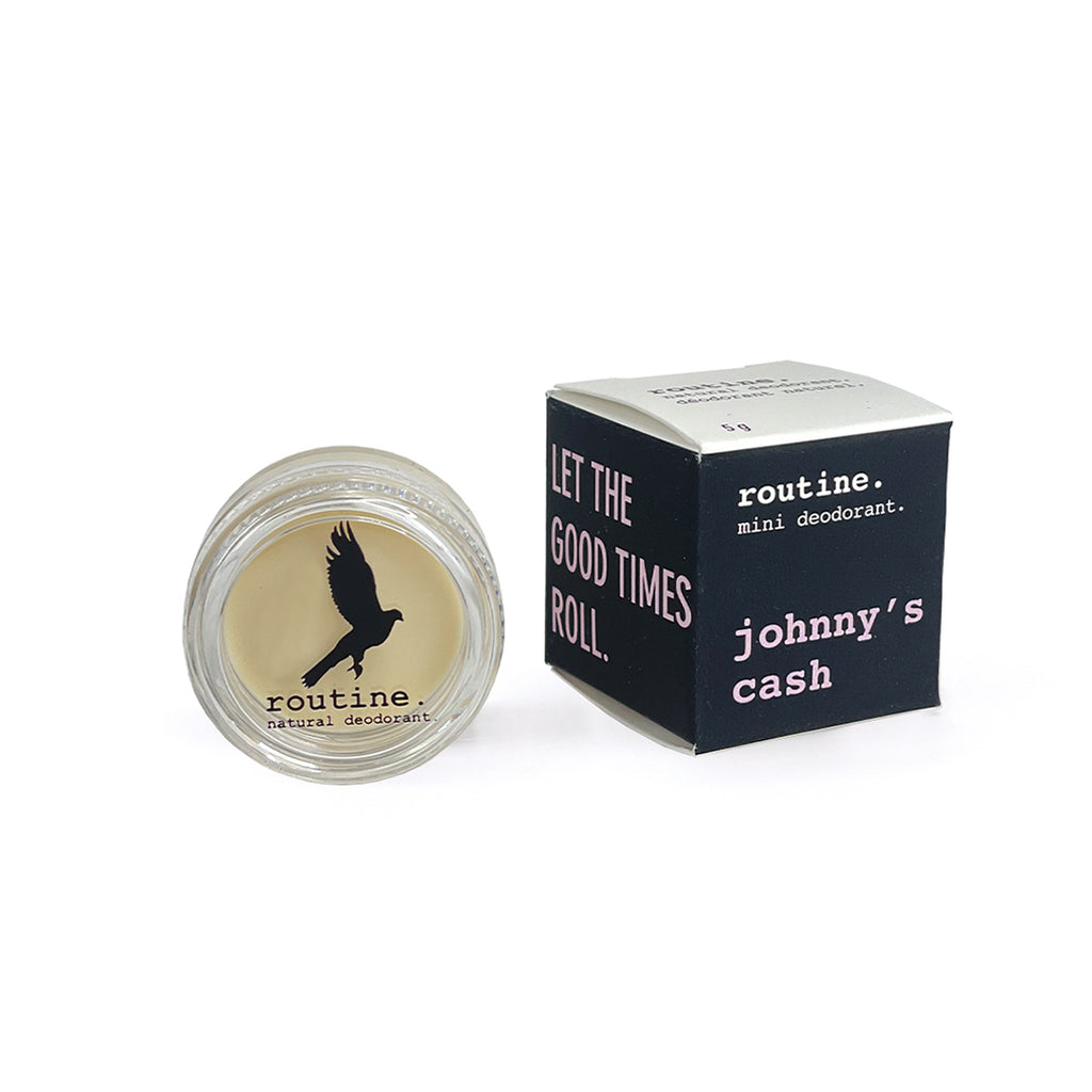 Johnny's Cash (vegan: no beeswax) - 5g mini