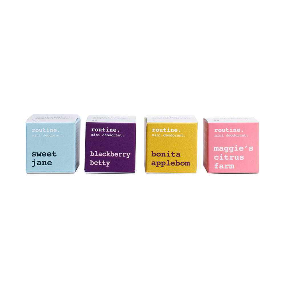Sweet Emotions Minis Kit (4 x 5g)
