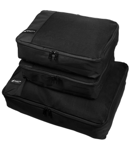 EAST™ Travel Packing Cubes - 3 Piece Starter Set