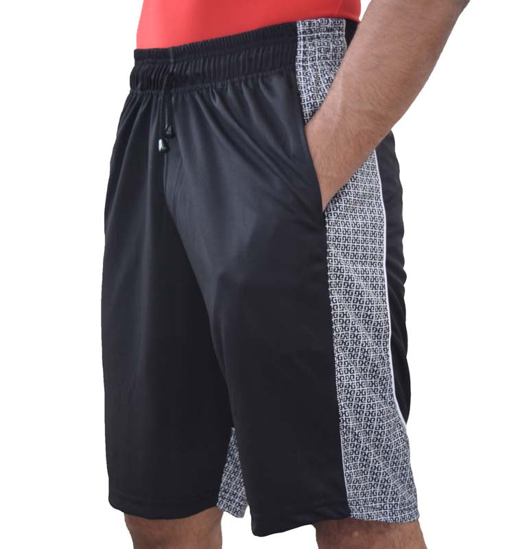 Mens-Basketball-Gym-Fitness-Workout-Athletic-Shorts-with-2-Pockets-M-XL-Fast-Dri thumbnail 61