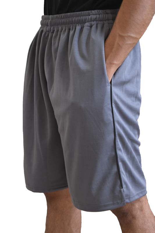 Mens-Basketball-Gym-Fitness-Workout-Athletic-Shorts-with-2-Pockets-M-XL-Fast-Dri thumbnail 26