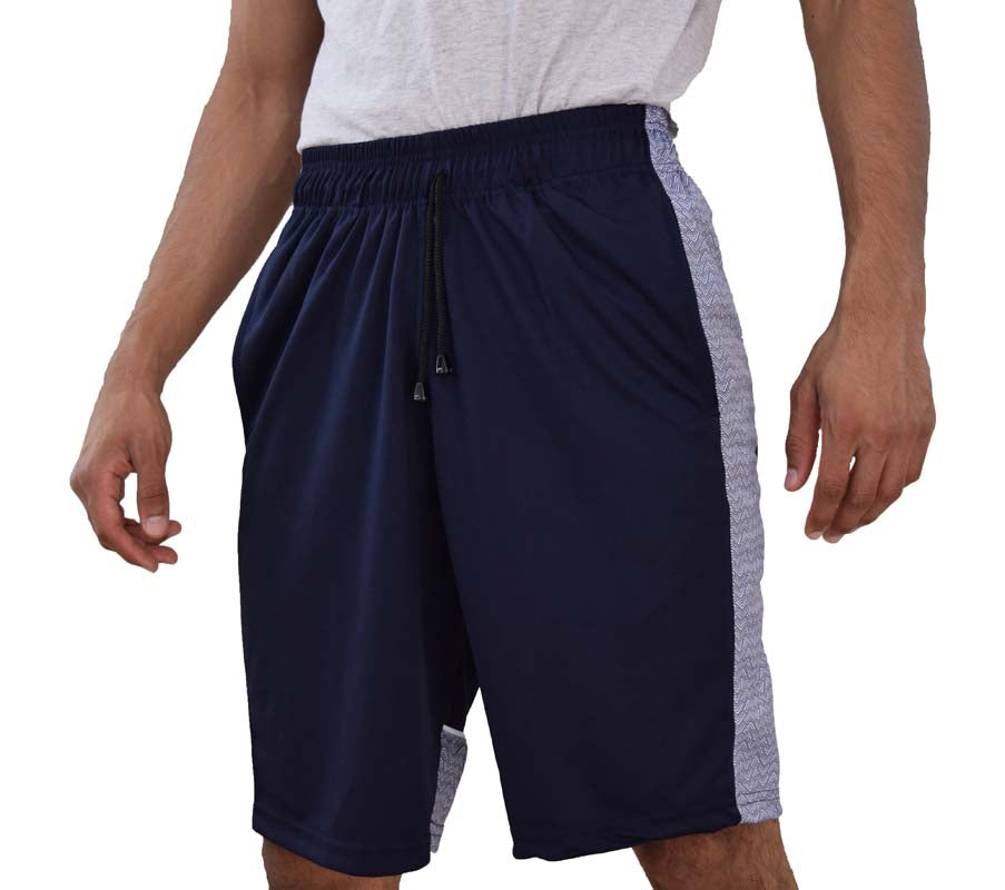 Mens-Basketball-Gym-Fitness-Workout-Athletic-Shorts-with-2-Pockets-M-XL-Fast-Dri thumbnail 68